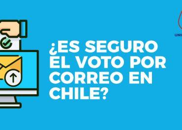 ¿Es seguro el voto por correo en Chile?