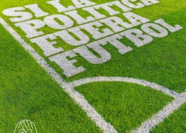 Si la política fuera futbol