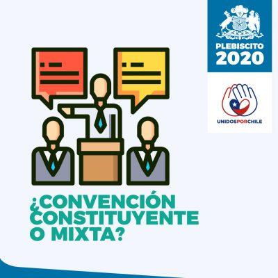 5 CARACTERÍSTICAS DE LA CONVENCIÓN CONSTITUYENTE Y MIXTA